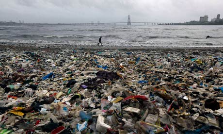 Plastic pollution in India